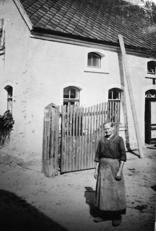 Die Alte Schreinerei im Ursprungszustand um 1900