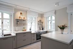 Ferienhaus - Küchenzeile mit Premiumausstattung