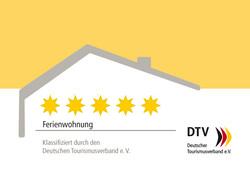 Zertifizierung Ferienhaus